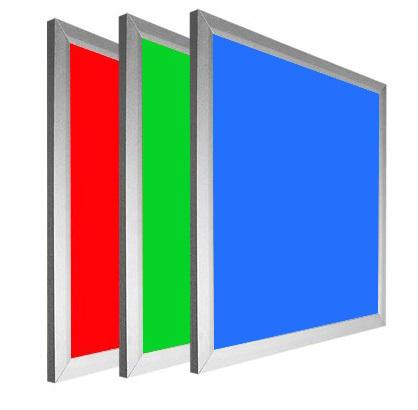 led panel rgb 38 w 62 x 62cm inkl netzteil. Black Bedroom Furniture Sets. Home Design Ideas