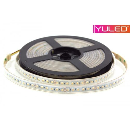 LED Flex Stripe 5m CCT Weissmischung 2500K-6000K 120LED/m 2-in-1 SMD CRI>90 24V IP67