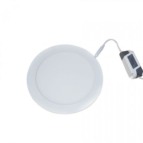 LED Downlight EINBAU 24W Ф300mm K3000 K4000 K6000 inkl. Treiber