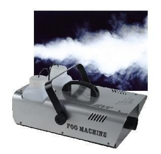 1500W Profi Fog machine - Nebelmaschine
