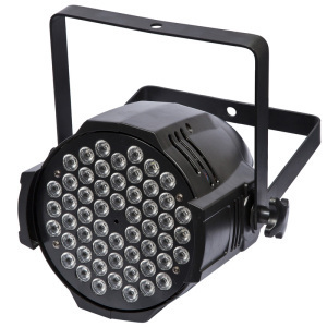 LED PAR-5409B DMX, 3in1, RGB, 200 Watt, IP 65