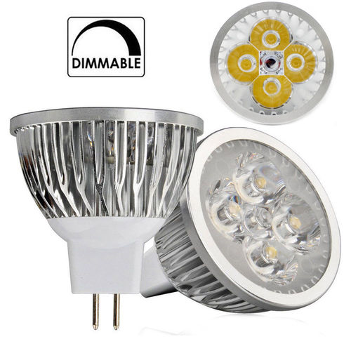 LED Spot Light MR 16 dimmbar 8W Warmweiß