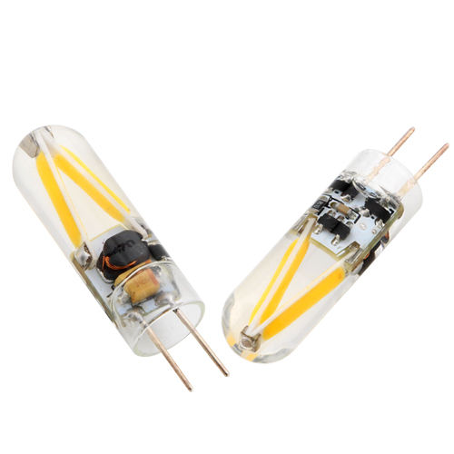 LED COB Filament 2 Watt Sockel G4
