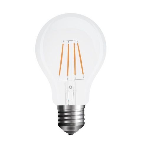 LED Bulb - 6W Filament E27 A60 warmweiss