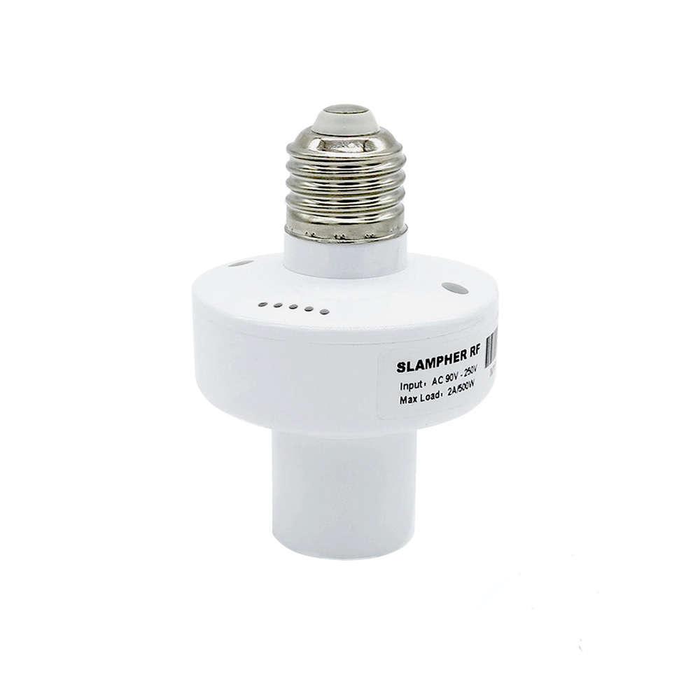 Sonoff Slampher 433mhz Rf Wifi Smart Light Bulb Holder E27