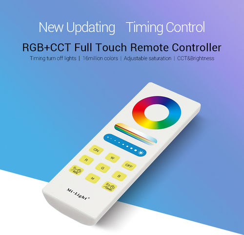 RGB+CCT Full Touch Remote Controller