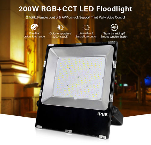 200W RGB+CCT LED Floodlight