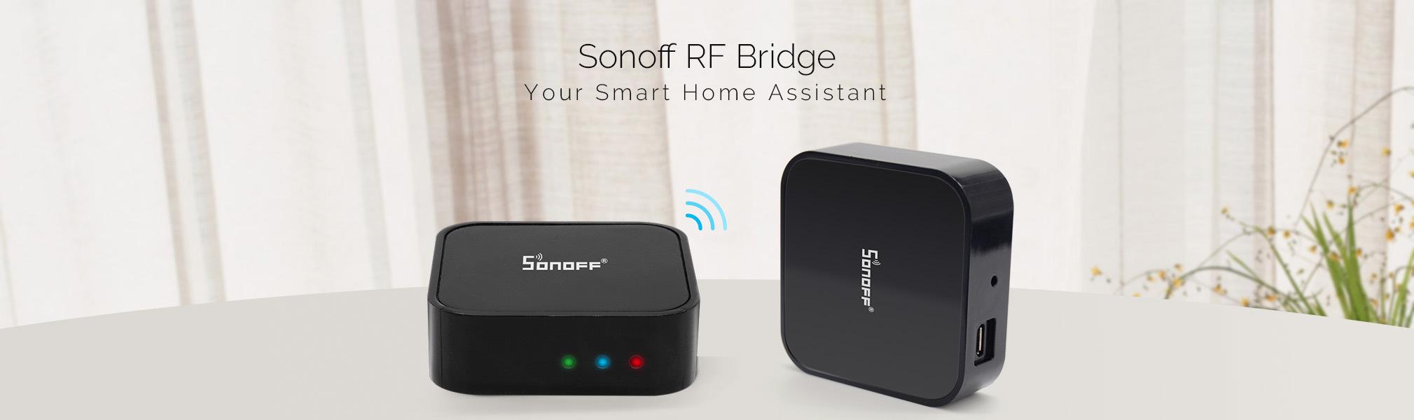 Sonoff RF Bridge 433