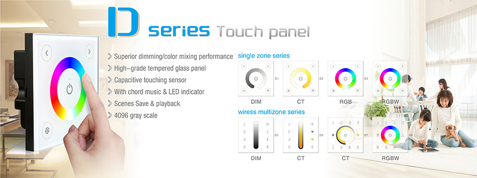 ltech-led-wall-control-D-series